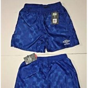 1fb74502bc7 Umbro Bottoms | 2 Youth Soccer Short Checkered Blue Xs | Poshmark